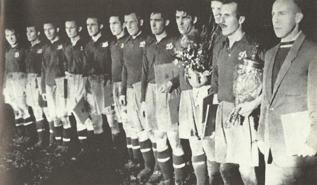 Динамо 1954